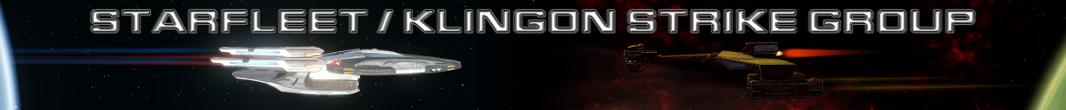 Starfleet/Klingon Strike Group